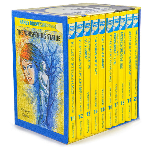 The Nancy Drew Mystery Collection Volume 11-20 [10 Hardcover Book Set]