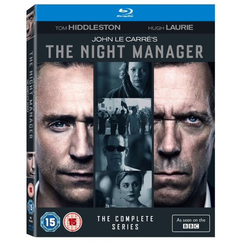 The Night Manager: The Complete Series [Blu-Ray Box Set]