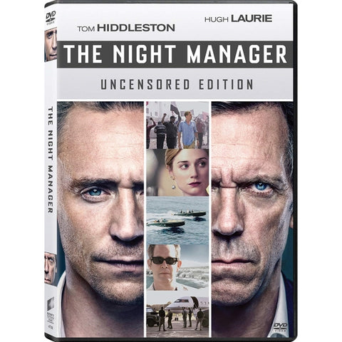 The Night Manager: The Complete Series - Uncensored Edition [DVD Box Set]
