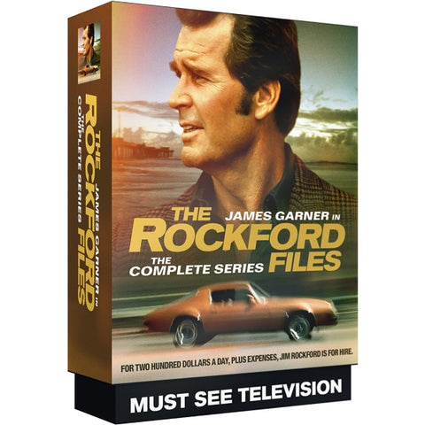 The Rockford Files - The Complete Series [DVD Box Set]