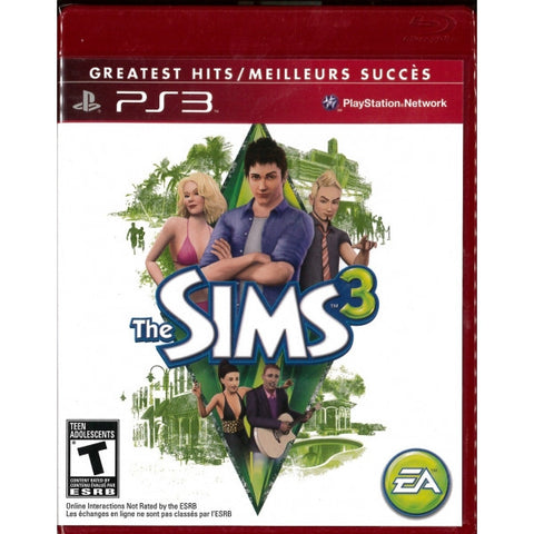 The Sims 3 [PlayStation 3]
