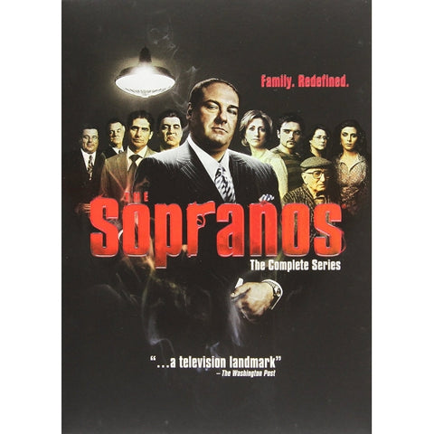 The Sopranos - The Complete Series [DVD Box Set]
