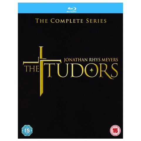 The Tudors - The Complete Series [Blu-Ray Box Set]