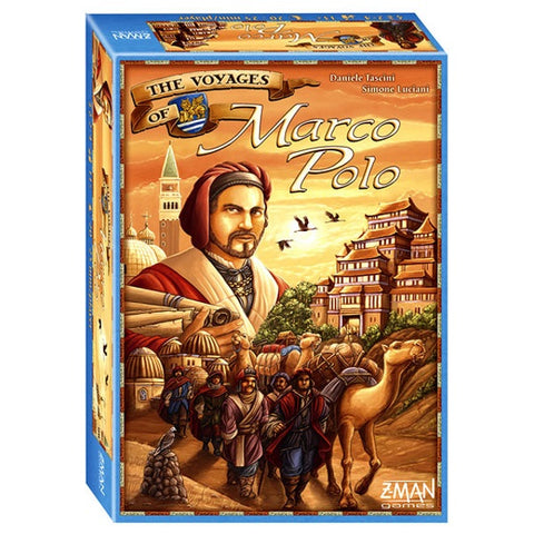 Marco Polo [Board Game, 2-4 Players]