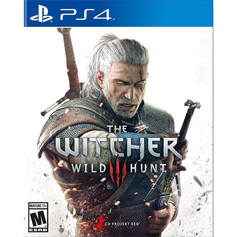 The Witcher 3: Wild Hunt [PlayStation 4]