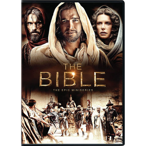 The Bible: The Epic Miniseries [DVD Box Set]