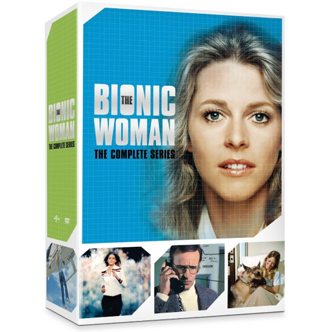 The Bionic Woman: The Complete Series [DVD Box Set]