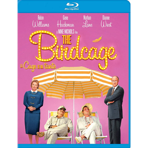 The Birdcage [Blu-ray]