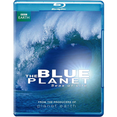 The Blue Planet: Seas of Life [Blu-Ray Box Set]