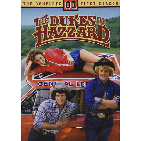 The Dukes of Hazzard: The Complete First Season [DVD Box Set]