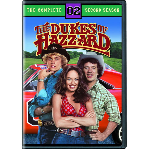 The Dukes of Hazzard: The Complete Second Season [DVD Box Set]