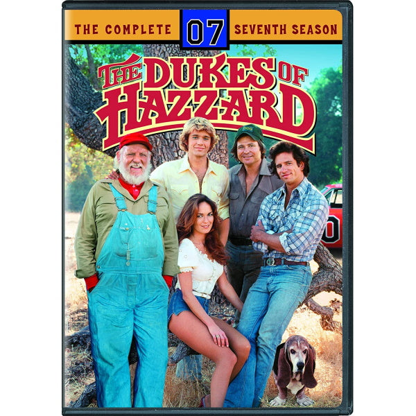 The Dukes of Hazzard: The Complete Seventh Season [DVD Box Set]