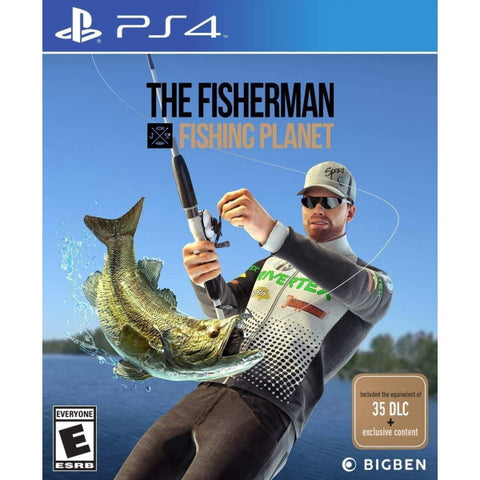 The Fisherman: Fishing Planet [PlayStation 4]