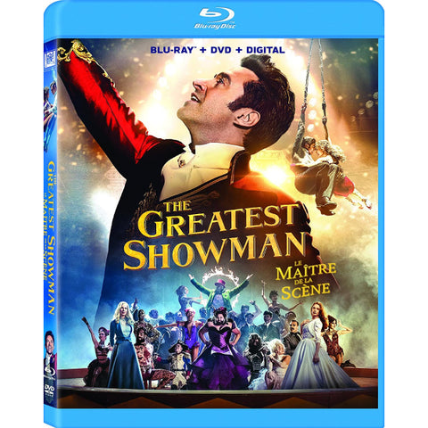 The Greatest Showman [Blu-ray + DVD + Digital HD]