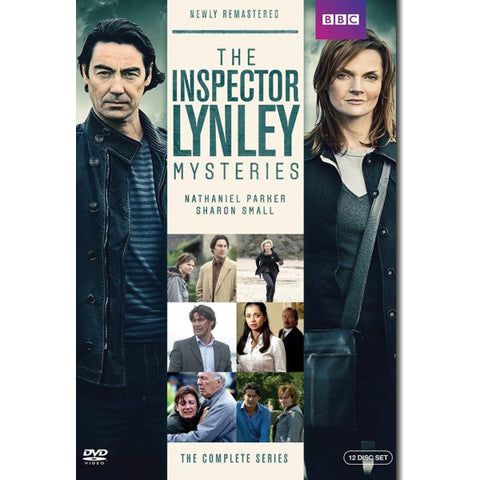The Inspector Lynley Mysteries: The Complete Series - Seasons 1-5 [DVD Box Set]