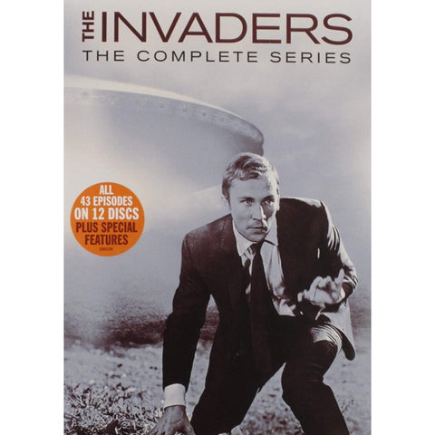The Invaders: The Complete Series - Seasons 1-2 [DVD Box Set]