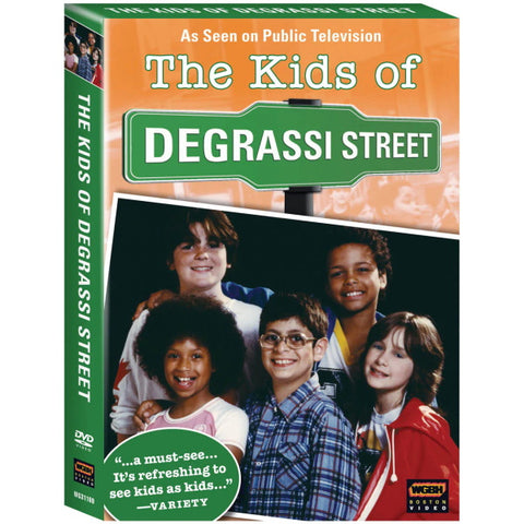 The Kids of Degrassi Street Complete Collection [DVD Box Set]
