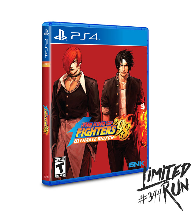 The King of Fighters '98 Ultimate Match - Limited Run #344 [PlayStation 4]