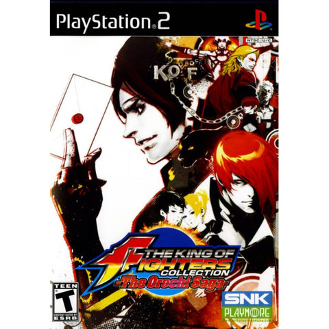 The King of Fighters Collection: The Orochi Saga [Sony PSP]
