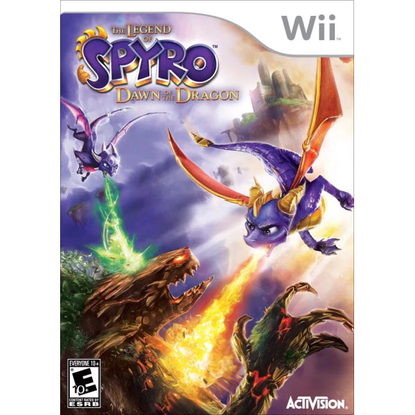 The Legend of Spyro: Dawn of the Dragon [Nintendo Wii]