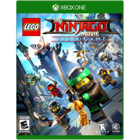 The LEGO NINJAGO Movie Video Game [Xbox One]