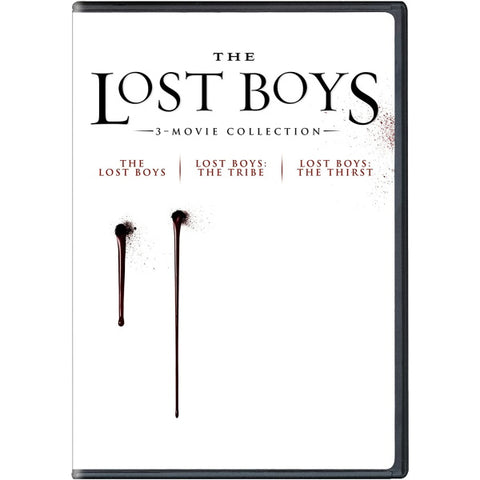The Lost Boys: 3-Movie Collection [DVD Box Set]