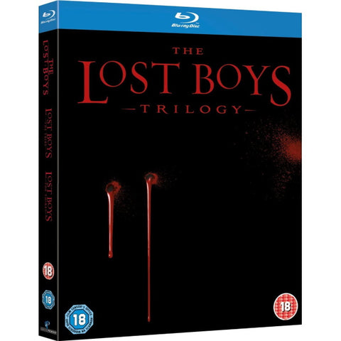 The Lost Boys Trilogy [Blu-Ray Box Set]