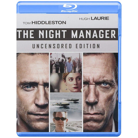 The Night Manager: The Complete Series - Uncensored Edition [Blu-Ray Box Set]