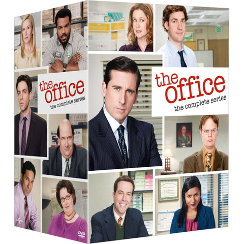 The Office: The Complete Series - Seasons 1-9 [DVD Box Set]