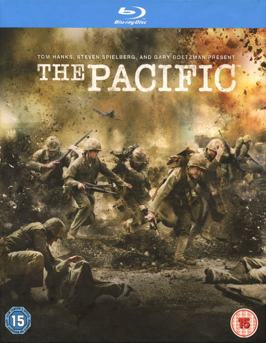 The Pacific - The Complete HBO Series [Blu-ray Box Set]
