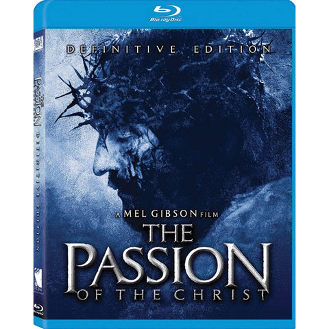 The Passion of the Christ - Definitive Edition [Blu-ray]