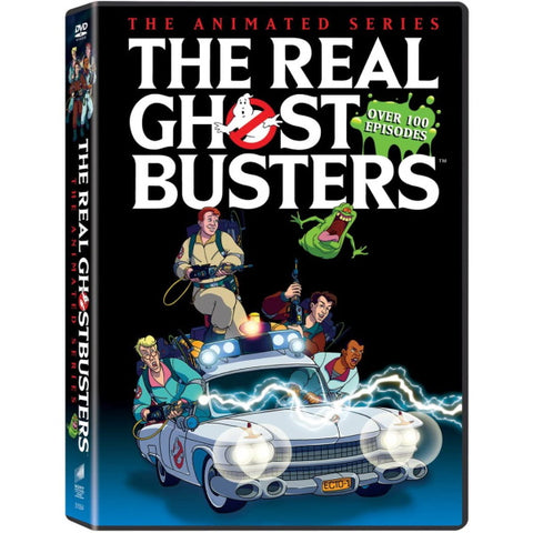 The Real Ghostbusters: The Animated Series - Volumes 1-10 [DVD Box Set]