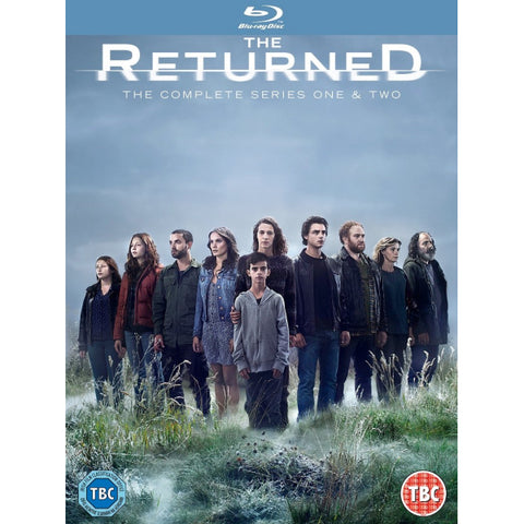 The Returned: The Complete Series One & Two [Blu-Ray Box Set]