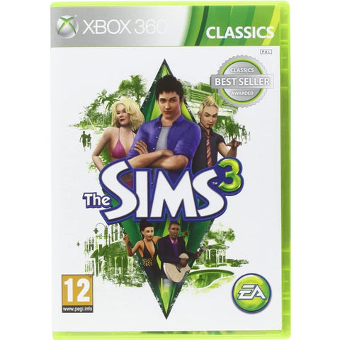 The Sims 3 [Xbox 360]