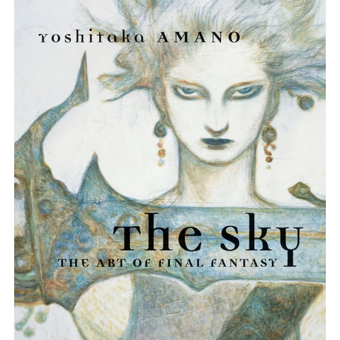The Sky: The Art of Final Fantasy Slipcased Edition [3 Hardcover Book Set]