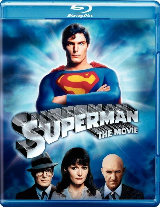 The Superman: Motion Picture Anthology [Blu-Ray Box Set]