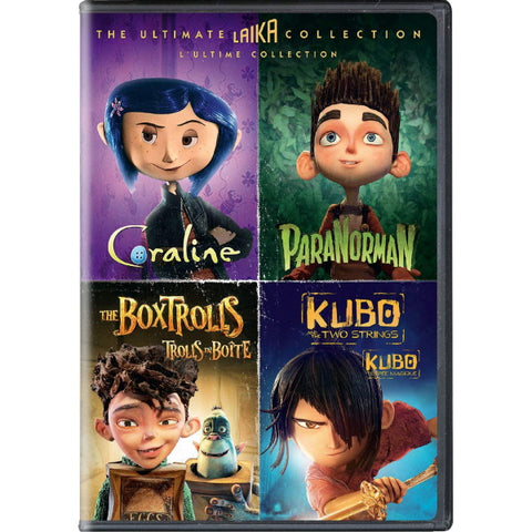 The Ultimate Laika Collection [DVD Box Set]