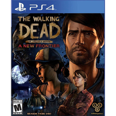 The Walking Dead: The Telltale Series - A New Frontier [PlayStation 4]