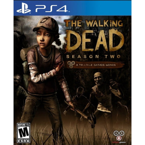 The Walking Dead: Season Two - A Telltale Games Series [PlayStation 4]