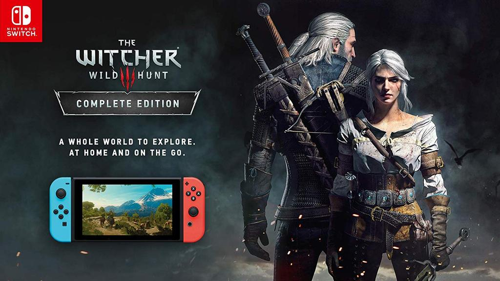 The Witcher 3: Wild Hunt - Complete Edition [Nintendo Switch]
