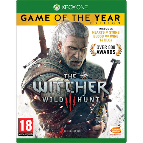 The Witcher 3: Wild Hunt - Game of the Year Edition [Xbox One]