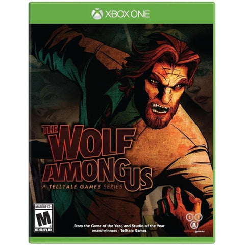 The Wolf Among Us [Xbox One]