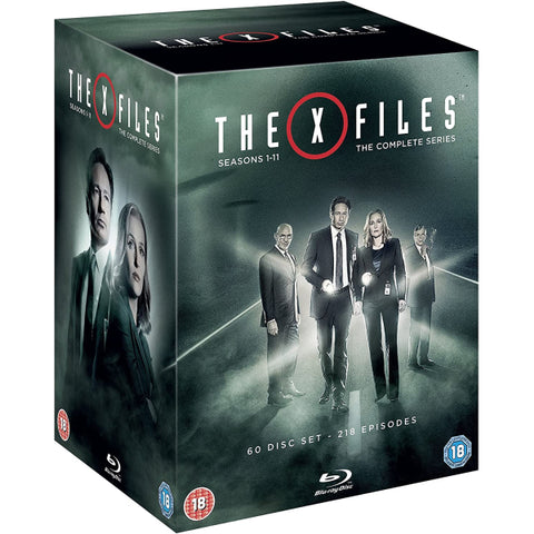 The X-Files: The Complete Series - Seasons 1-11 [Blu-Ray Box Set]