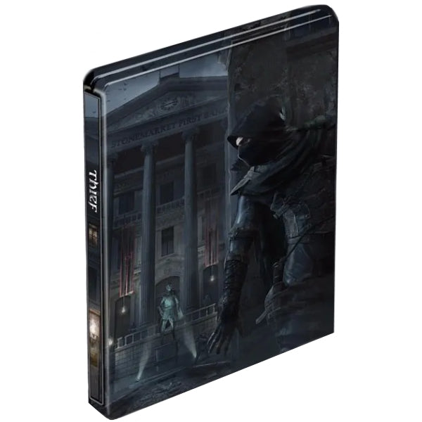 Thief - Limited Edition SteelBook [Cross-Platform Accessory]