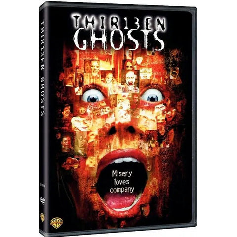 Thir13en Ghosts [DVD]
