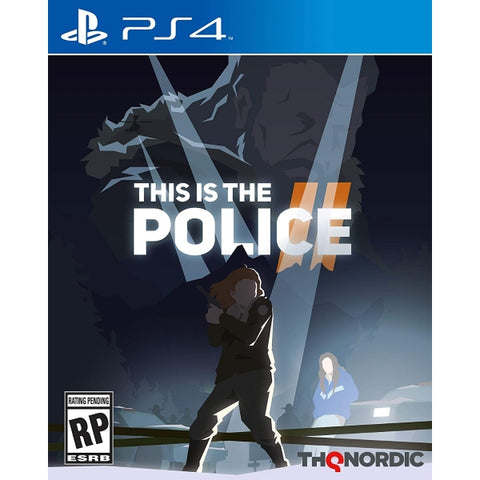 This is the Police II [PlayStation 4]