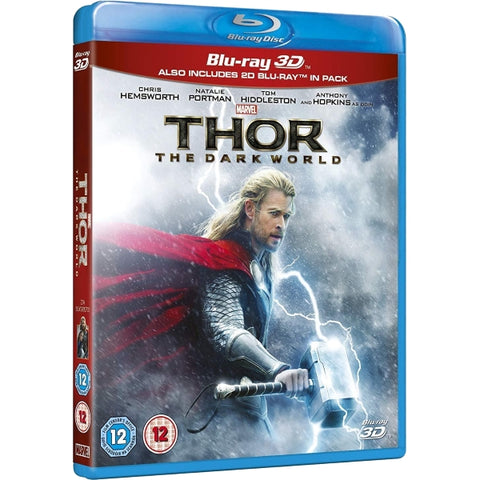 Thor: The Dark World [3D + 2D Blu-Ray]