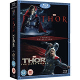 Thor and Thor: The Dark World [Blu-Ray Box Set]