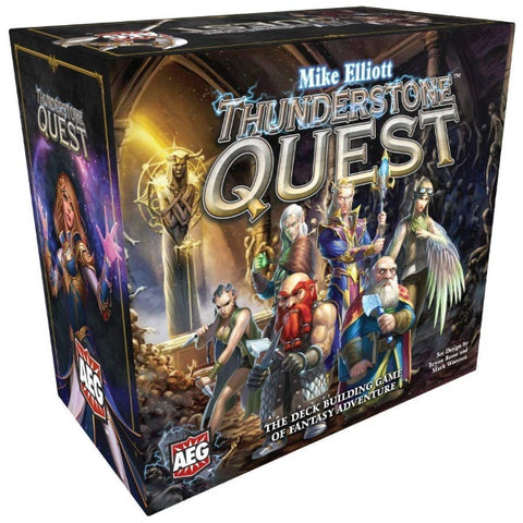 Thunderstone Quest [Card Game, 2-4 Players]