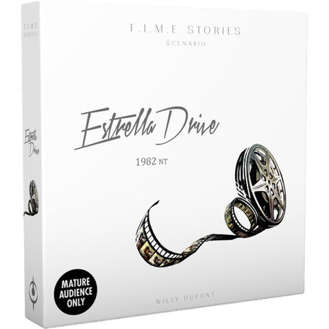 TIME Stories: Estrella Drive Expansion [Board Game, 2-4 Players]